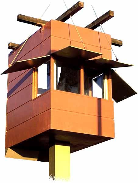 wegweiser und hinweisschilder spielhaus aus holz. Black Bedroom Furniture Sets. Home Design Ideas