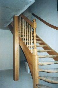 Tischler Magdeburg treppenbau holzwangentreppen oder rundgezogene treppen vom tischler